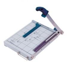 Резак для бумаги сабельный JIELISI 869-4 А4  с фиксатором металл