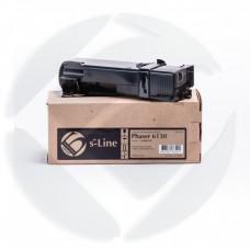 106R01285 Тонер-картридж Phaser 6130 (2.5k) Black, Булат s-Line