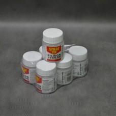 Высокотемпературная смазка силиконово-тефлоновая  до +260 гр.C 20мл. (AGT-065)