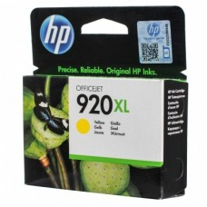 CD974AE HP 920 XL Yellow ink Cartridge Officejet
