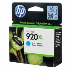 CD972AE HP 920 XL Cyan ink Cartridge Officejet