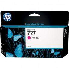 Картридж HP B3P20A Magenta №727 для DesignJet T1500/T250