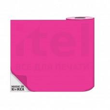 Термотрансферная пленка OS Flex (Флекс)  50см./50м./190mk  НЕОН Розовый цена за 1 метр