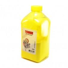 Тонер цветной универсальный для Oki OY102.1 Yellow/Желтый БУЛАТ s-Line 500гр/фл