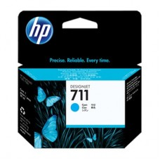 CZ130A Картридж HP Cyan №711  DesignJet T120/T520  (29мл.)