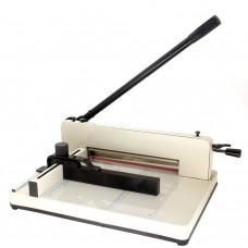 Механическая гильотина Yunguang YG-858A3  Ширина рез.: 430мм. Глуб.стола: 410мм. Глуб.рез.: 400 лист