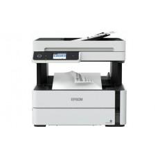 Принтер монохромный,фабрика печати Epson Styles M3170 ,А4,C11CG92405 1-но Цветный МФУ, Факс, WI-FI