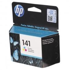 CB337HE  HP 141  Tri-color ink Cartridge Vivera