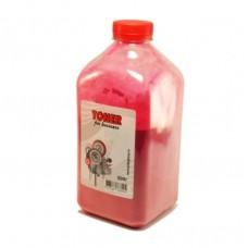 Тонер цветной универсальный для Oki OM102.1 Magenta/Пурпурный БУЛАТ s-Line 500гр/фл