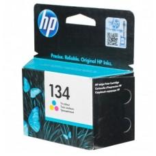 C9363HE Картридж HP Inkjet Tri-color №134  (14мл.)