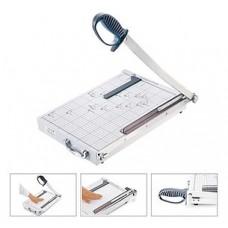 Резак для бумаги сабельный JIELISI 839-1 А3  с фиксатором металл