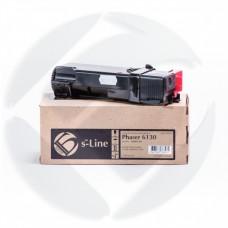 106R01283 Тонер-картридж Phaser 6130 (1.9k) Magenta, Булат s-Line