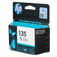 C8766HE Картридж HP Inkjet Tri-color №135  (7мл.)
