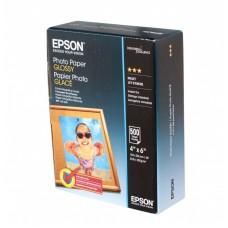 Фотобумага EPSON Photo Paper Glossy 200гр 10х15 C13S042549 (500 листов)