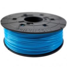 Картридж с пластиком Filament ABS  Синий/Blue  600g