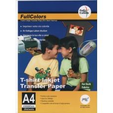 ТЕРМОТР-Р стр. для ТЁМНЫХ тканей  (A4/20)  FULLCOLOR STB-A4-20