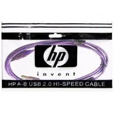 Интерфейсный кабель, A-B, HP Original, Hi-Speed USB 2.0 5 м.,