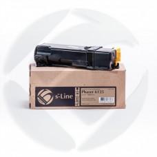 106R01337 Тонер-картридж Phaser 6125 (1k) Yellow Булат s-Line