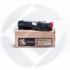 106R01336 Тонер-картридж Phaser 6125 (1k) magenta Булат s-Line