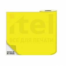 Термотрансферная пленка OS Flex (Флекс)  50см./50м./190mk Желтый-лаймовый цена за 1 метр