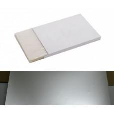 Пленка для холодной ламинации SM-010-A4-50  ( серебро )