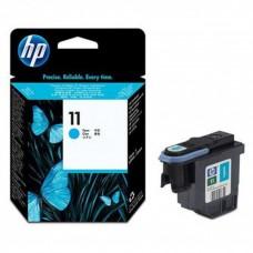 C4811A Печатающая головка HP Cyan №11  DesignJet 100+/500+/800+