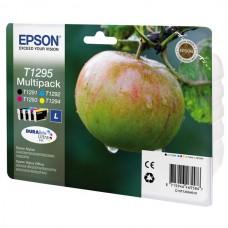 Набор картриджей EPSON T1295 Multipack для  SX420W/SX620FW/Office BX320