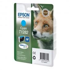 Картридж EPSON Т1282 Сyan SX125/SX420W/Office BX305F  (О)