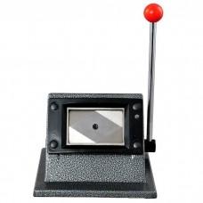 Вырубка для визиток FL Premium D-010  50х90 мм ( прямоугольные углы)