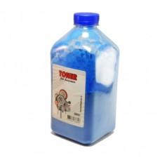 Тонер цветной универсальный для Oki OС102.1 Cyan/Голубой БУЛАТ s-Line 500гр/фл