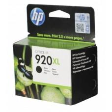 CD975AE HP 920XL Black ink Cartridge Officejet