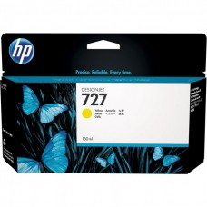 Картридж HP B3P21A Yellow  №727 для DesignJet T1500/T2500