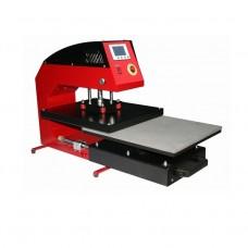 Автоматический плоский пневматический пресс APD-24  размер стола 40*60