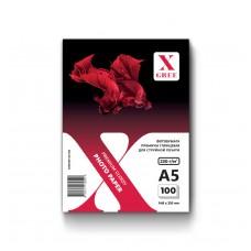 53W230-A5-100 Фотобумага для струйной печати X-GREE Глянцевая Premium A5*148x210мм/100л/230г NEW (40)