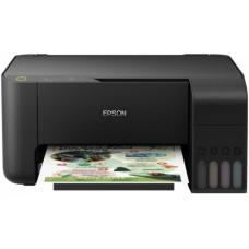 МФУ цветной,струйный фабрика печати Epson Styles L3100  C11CG88401 4-х Цветное МФУ (чернила 103)