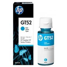 Чернила HP GT52 для InkTank 110/115/310/319/410/415/419 DJ 5810/5820 M0H54AE Cyan / Голубой ink bottle 70ml