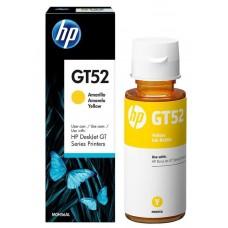 Чернила HP GT52 для InkTank 110/115/310/319/410/415/419 DJ 5810/5820 M0H56AE Yellow / Желтый ink bottle 70ml