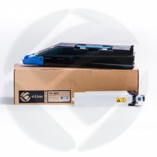 Тонер картридж Kyocera TASKalfa 250ci/300ci TK-865 (+чип) Cyan, 12000k. Булат s-Line