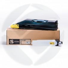 Тонер картридж Kyocera TASKalfa 250ci/300ci TK-865 (+чип), Yellow ,12000k. Булат s-Line