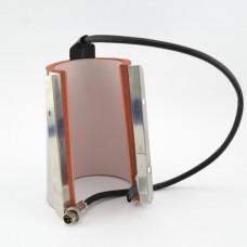 Нагревательный элемент DCH пресса  для кружек диаметр 17oz конусный
