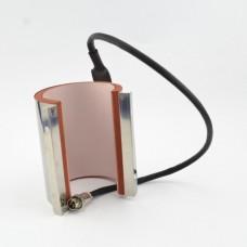Нагревательный элемент DCH пресса  для кружек диаметр 6-7,5 см 6-10oz