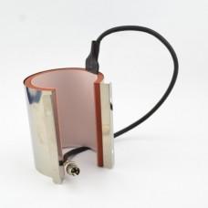 Нагревательный элемент DCH пресса  для кружек диаметр 7,5-9 см 11-15oz