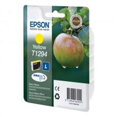 Картридж EPSON T1294 для  SX420W/SX620FW/Office BX320  Yellow